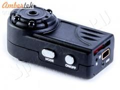 Мини видеорегистратор - мини камера Ambertek QQ6
