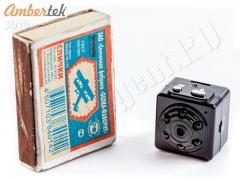 Мини видеорегистратор - видеокамера Ambertek SQ10