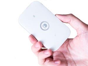 мобильный wi-fi 4g роутер для автономных ip видеокамер