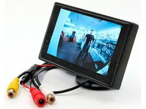 Портативный монитор для систем видеонаблюдения Ambertek M43