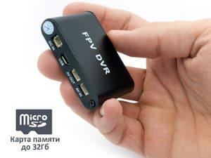 Миниатюрный одноканальный видеорегистратор видеорегистратор hikvision ds 7604ni-se/p