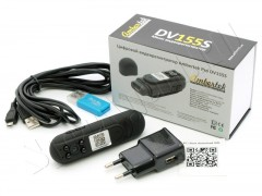 Беспроводной Wi-Fi мини HD видеорегистратор DV155S