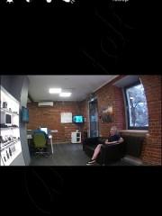 Приложение Ambertek HD для iOS мини камеры Ambertek MD90S и пример изображения с камеры