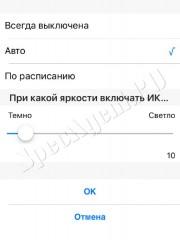 Приложение BVCAM для iOS мини камеры Ambertek MD100S и пример изображения с камеры