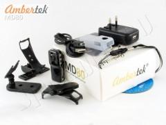 Мини видеорегистратор - видеокамера Ambertek MD80