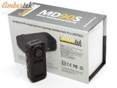 Беспроводной Wi-Fi мини HD видеорегистратор Ambertek MD90S