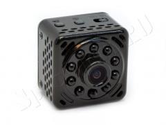 Беспроводной Wi-Fi мини HD видеорегистратор Ambertek Q11