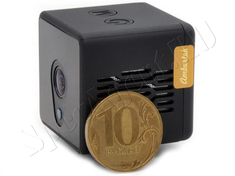 автономная wi-fi ip мини камера ambertek q8s