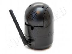 Шпионская поворотная скрытая видеокамера Ambertek Q9S