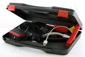 Пусковое-зарядное устройство для автомобиля - портативное мобильное зарядное устройство 12000mAh