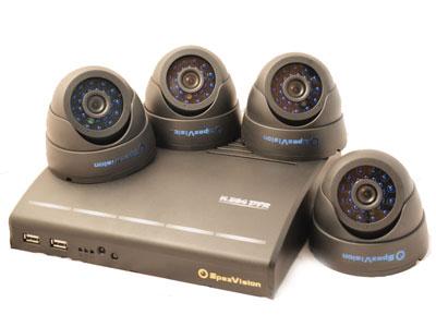 Комплект видеонаблюдения Falcon Eye FE-0108D-KIT