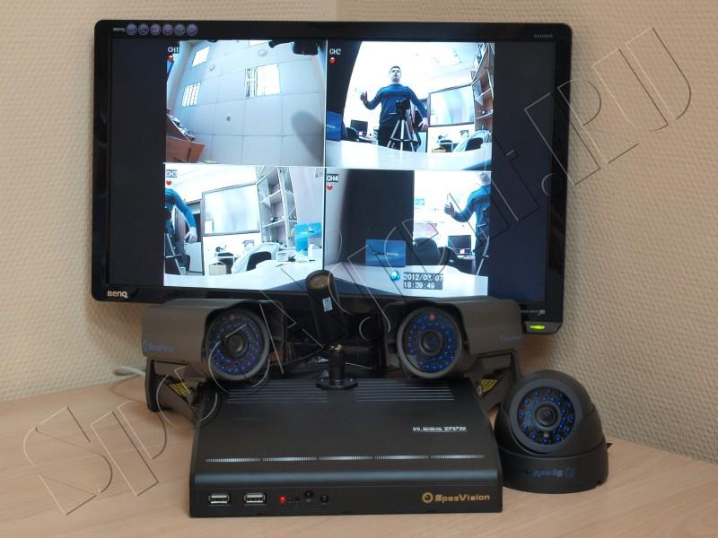 Подключение видеорегистратор к Интернет