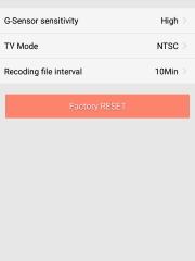Мини беспроводная Wi-Fi мини камера DV135S - ПО для Android
