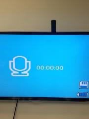 Мини беспроводная Wi-Fi мини камера DV135S - подключение к ТВ по HDMI