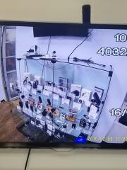 Скрытая беспроводная Wi-Fi мини камера DV135S - подключение к ТВ по HDMI