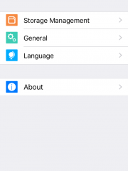 Скрытая беспроводная Wi-Fi мини камера DV135S - ПО для iOS