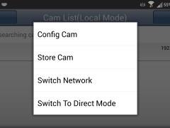 Интерфейс приложений для беспроводной Wi-Fi мини видеокамеры EasyEye