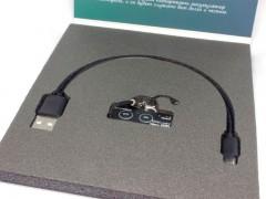 Мини диктофон EDIC-mini Weeny A113