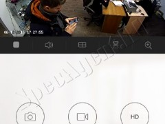Приложение Ezviz для мини видеокамеры C6T