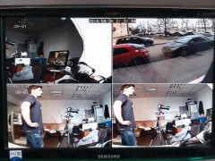 Интерфейс-меню - Комплект видеонаблюдения Falcon Eye FE-2104MHD KIT 1080P