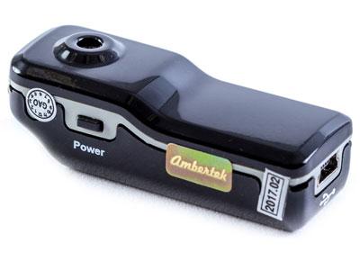 Скрытая мини камера Ambertek MD80