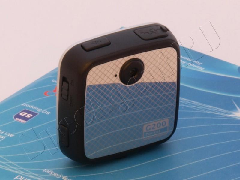 G200 видеорегистратор mini dv