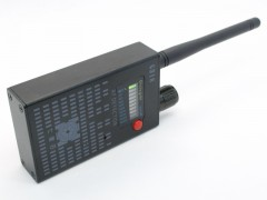 Обнаружитель беспроводных камер и жучков G318