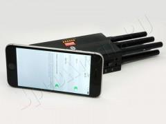 Блокиратор мобильной связи GSM, 4G и Wi-Fi