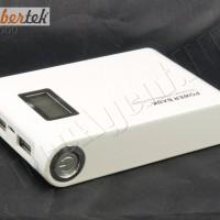 Портативное мобильное зарядное устройство USB 12000mAh