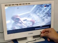 Миниатюрная видеокамера видеонаблюдения модели VC-MC240