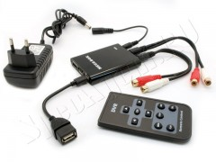 Миниатюрная видеокамера видеонаблюдения модели VC-MC380 AHD