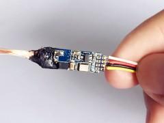 Схема распайки миниатюрная видеокамера видеонаблюдения модели VC-MC380