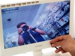Миниатюрная видеокамера видеонаблюдения модели VC-MC380