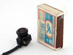 Миниатюрная видеокамера видеонаблюдения модели VC-MC600 с широкоугольным объективом