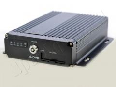 Автомобильный видеорегистратор с функцией GPS мониторинга и наблюдением через 3G Интернет