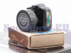 Самая маленькая в мире мини видеокамера