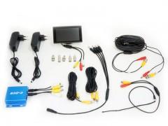 Набор видеонаблюдения с миниатюрной видеокамерой MC240