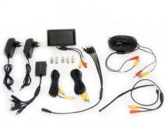 Набор видеонаблюдения с миниатюрной видеокамерой MC380