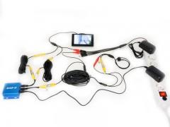 Набор видеонаблюдения с миниатюрной видеокамерой MC600