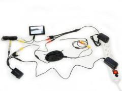 Набор видеонаблюдения с мини видеорегистратором Ambertek TF-DVR