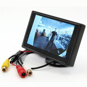 Портативный монитор для систем видеонаблюдения M43