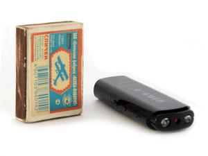 Шпионская скрытая видеокамера Ambertek DV233