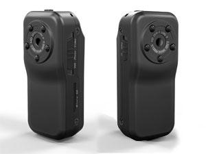 Шпионская скрытая мини видеокамера Ambertek MD38 с датчиком звука