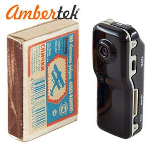 Шпионская скрытая видеокамера MD80 с датчиком звука