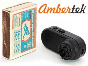 Скрытая FullHD видеокамера Ambertek MD98 с датчиком движения