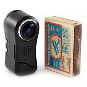 Скрытая FullHD видеокамера Ambertek QQ7 с датчиком движения