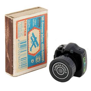 Самая маленькая в Мире мини камера Ambertek RS101- микро фотоаппарат