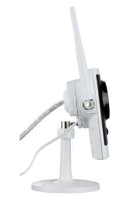 Скрытая беспроводная Wi-Fi IP-камера для видеонаблюдения через Интернет