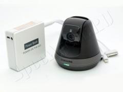 Поворотная Wi-Fi IP-видеокамера Samsung SmartCam SNH-V6410PN