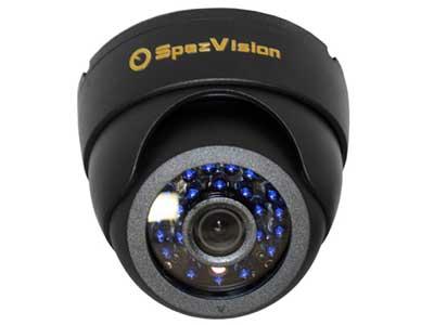 Видеокамера цветная купольная VC-SSN256CD/NL с ночным видением